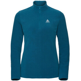 Odlo Roy Midlayer Dames blauw